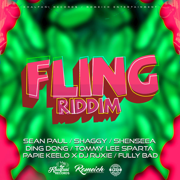 Fling Riddim [Khalfani Records / Romeich Entertainment] (2017)
