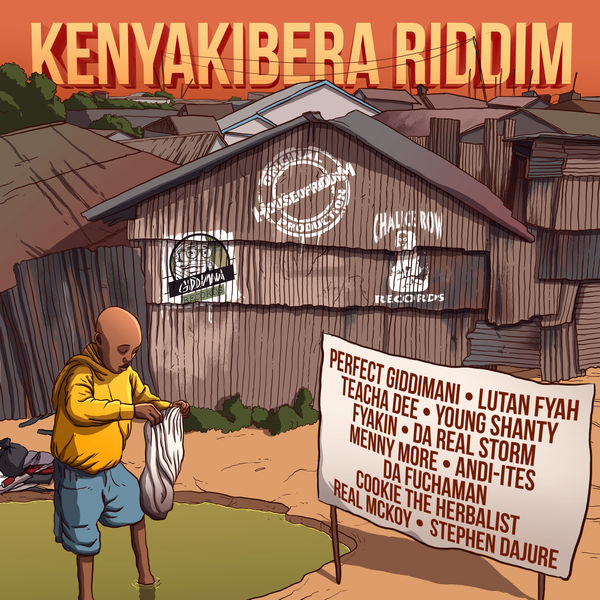 Kenyakibera Riddim [Giddimani Records] (2017)