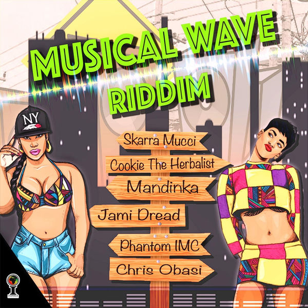 Musical Wave Riddim [Inspired Music Concepts] (2017)