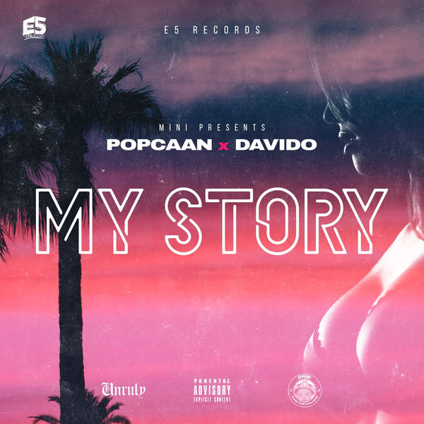 Popcaan x Davido - My Story (2017) Single