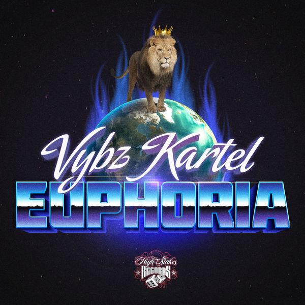 Vybz Kartel - Euphoria (2017) Single