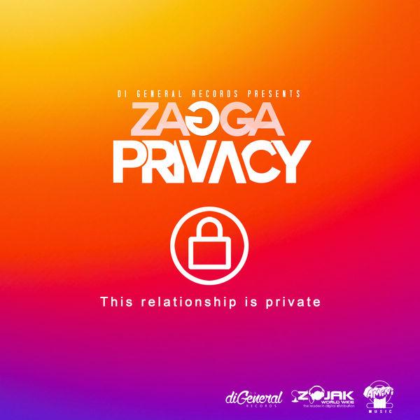 Zagga – Privacy (2017) Single