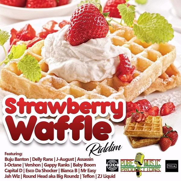 Strawberry Waffle Riddim [Pure Music Productions] (2017)