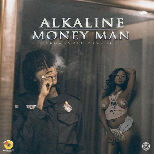Alkaline - Money Man (2017) Single