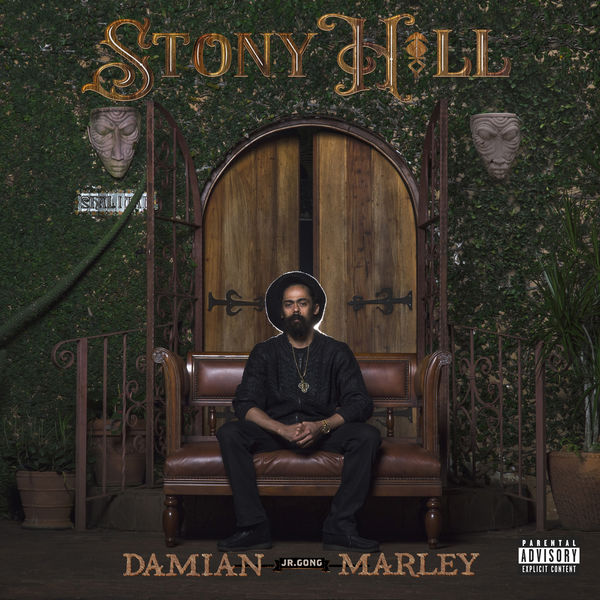 "Damian ""Jr. Gong"" Marley – Stony Hill (2017) Album"