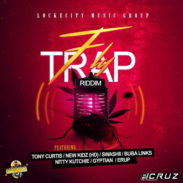 Fly Trap Riddim [Lockecity Music Group] (2017)