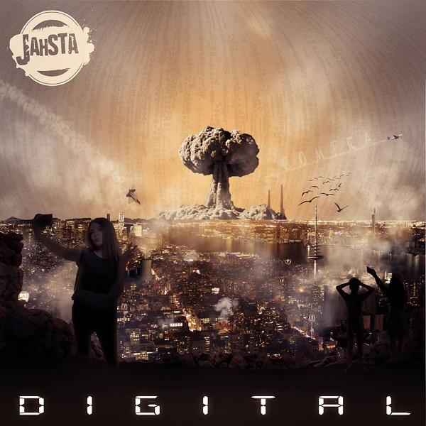 JahSta – Digital (2017) Album