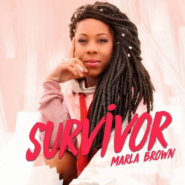 Marla Brown - Survivor (2017) EP