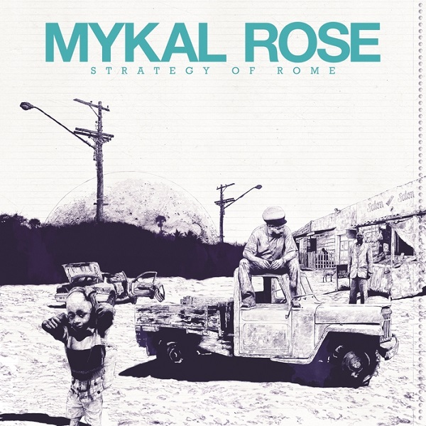 Mykal Rose – Strategy Of Rome (2017) Album
