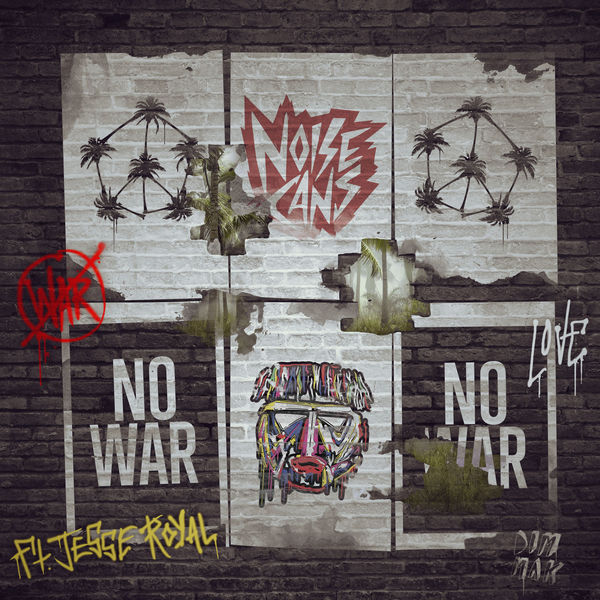 Noise Cans feat. Jesse Royal - No War (2017) Single