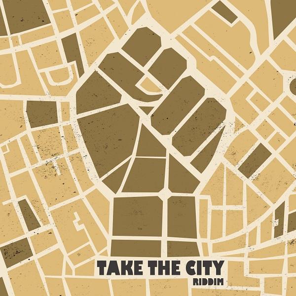 Take The City Riddim [Rebelmadiaq Sound] (2017)