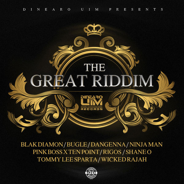 The Great Riddim [Dinearo UIM Records] (2017)