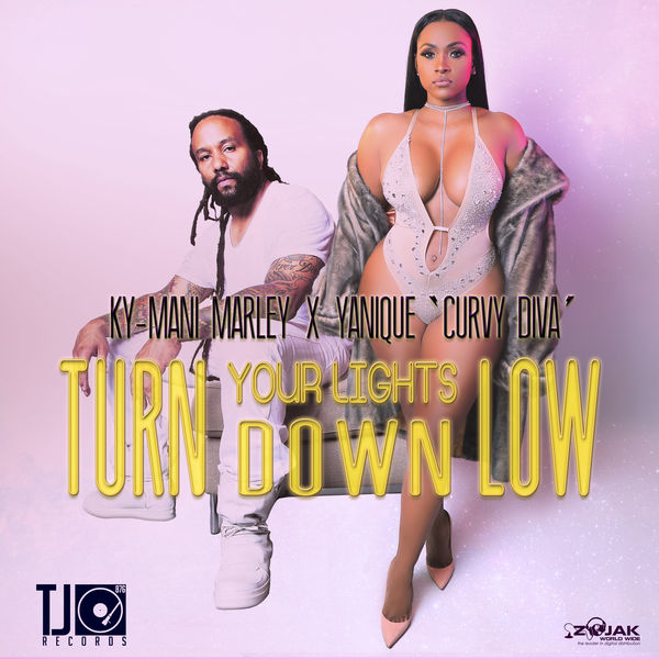 Ky-Mani Marley & Yanique 'Curvy Diva' - Turn Your Lights Down Low (2017) Single