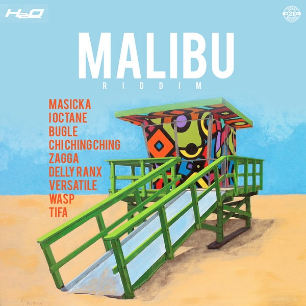 Malibu Riddim [Zj Liquid / H2O Records] (2017)