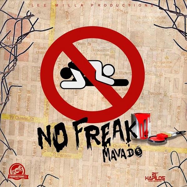 Mavado - No Freak (2017) Single