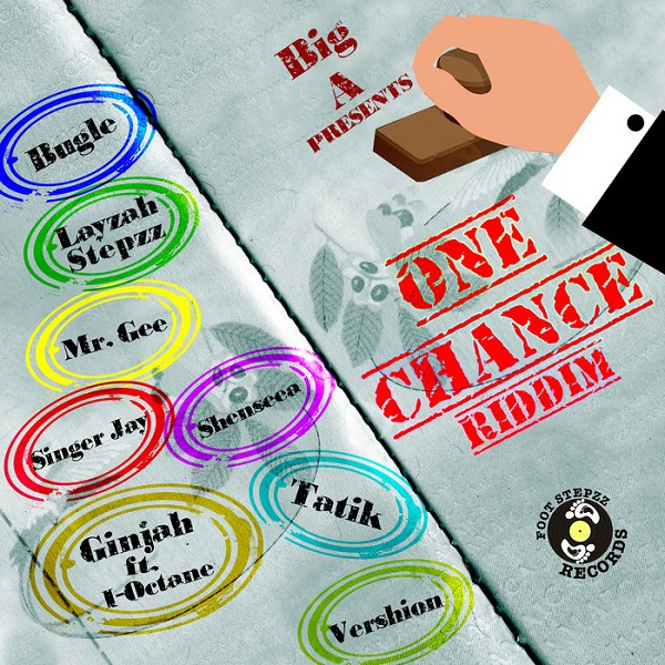 One Chance Riddim [Foot Stepzz Records] (2017)