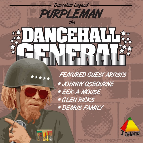 Purpleman – Dancehall General (2017) Album