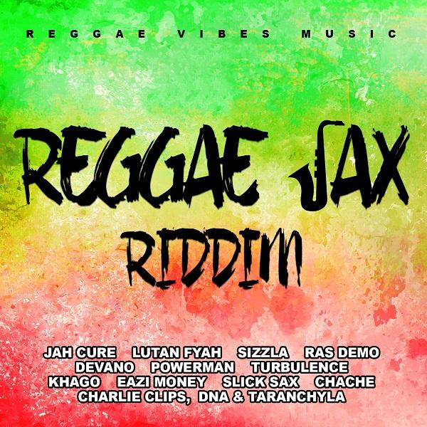 Reggae Sax Riddim [Reggae Vibes Music] (2017)