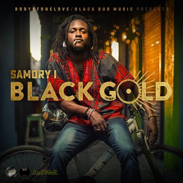 Rorystonelove feat. Samory I - Black Gold (2017) Album