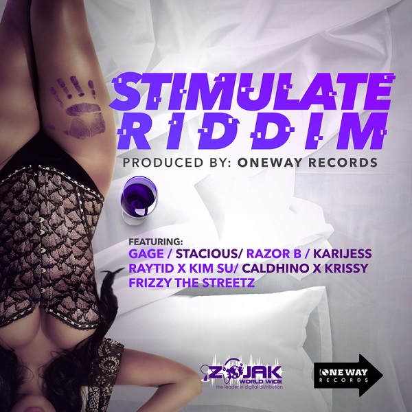 Stimulate Riddim [One Way Records] (2017)