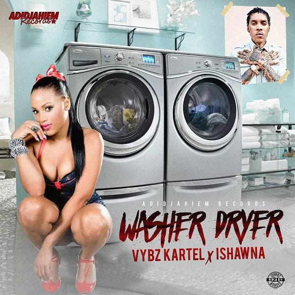 Vybz Kartel feat. Ishawna - Washer Dryer (2017) Single
