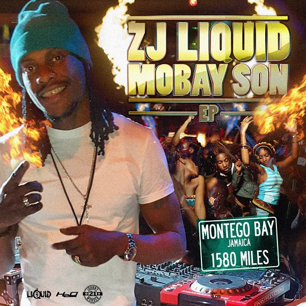 Liquid - Mobay Son (2018) Album