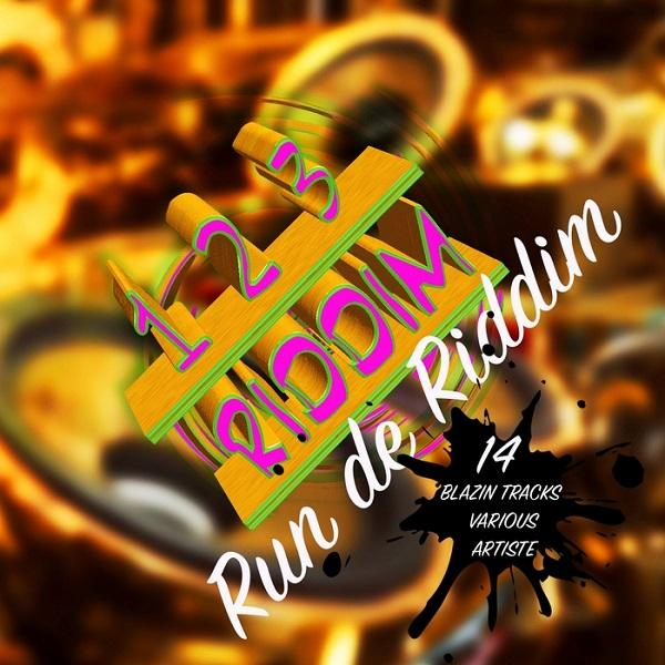 1 2 3 Riddim [Stingray] (2017)