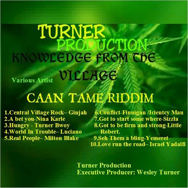 Caan Tame Riddim [Turner Production] (2017)