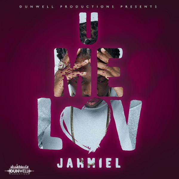 Jahmiel - U Me Luv (2017) Single