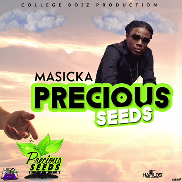 Masicka - Precious Seeds (2017) Single