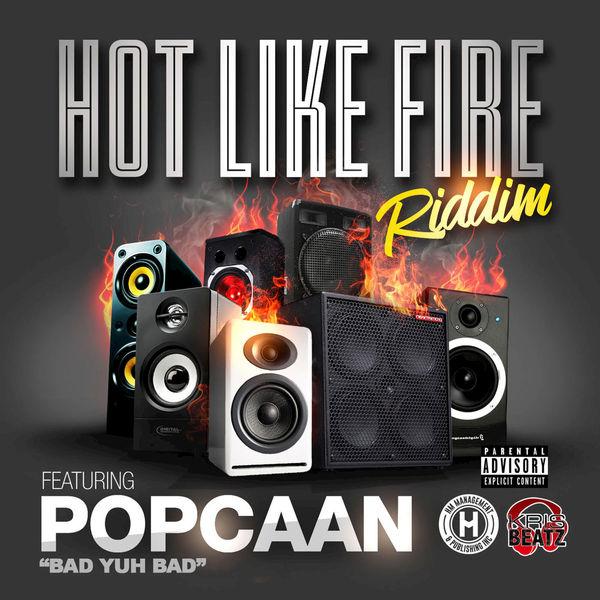 Popcaan – Bad Yuh Bad (2017) Single