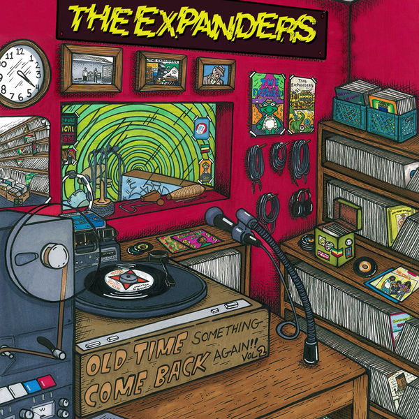 The Expanders - Old Time Something Come Back Again Vol. 2 (2017) Album