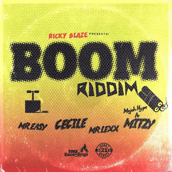 Boom Riddim [FME Recordings] (2017)