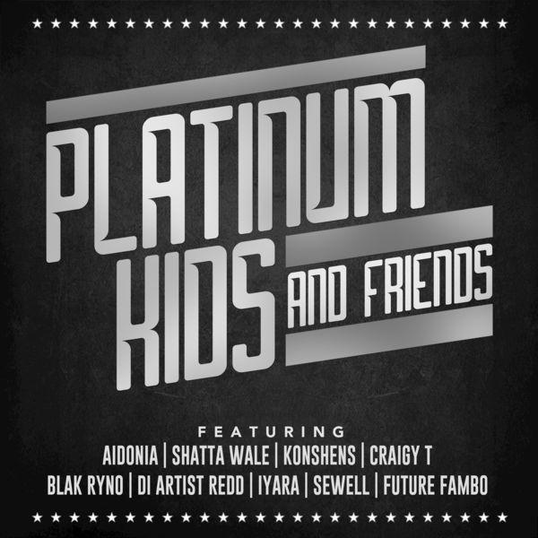 Platinum Kids and Friends (2017) Album