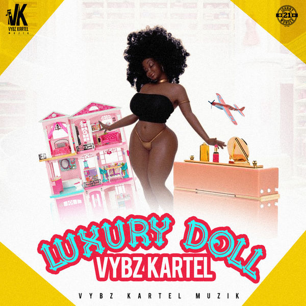 Vybz Kartel – Luxury Doll (2017) Single