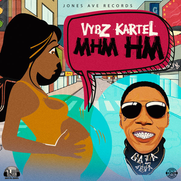 Vybz Kartel - Mhm Hm (2017) Single