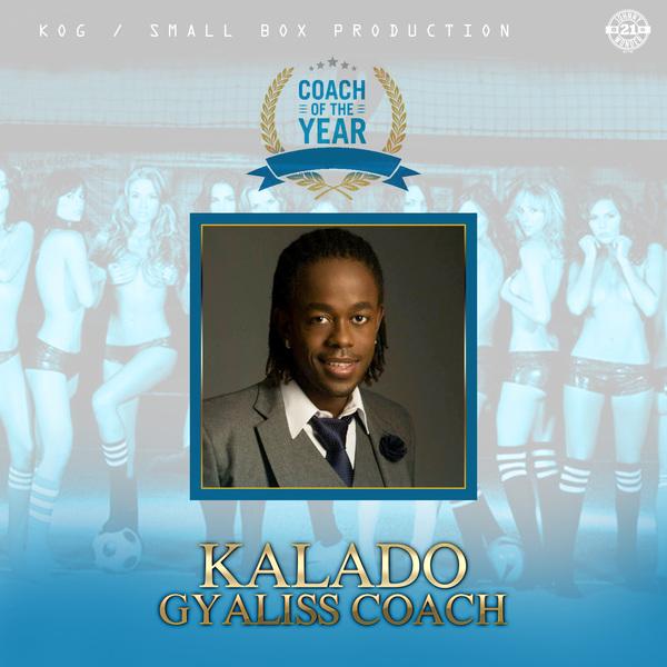 Kalado – Gyaliss Coach (2017) Single