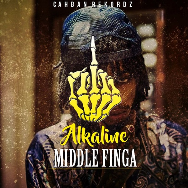 Alkaline - Middle Finga (2017) Single