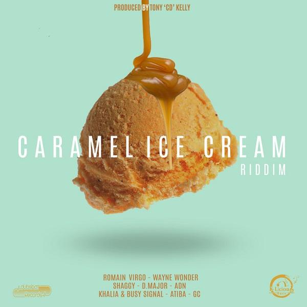 Caramel Ice Cream Riddim [K-Licious Music] (2017)