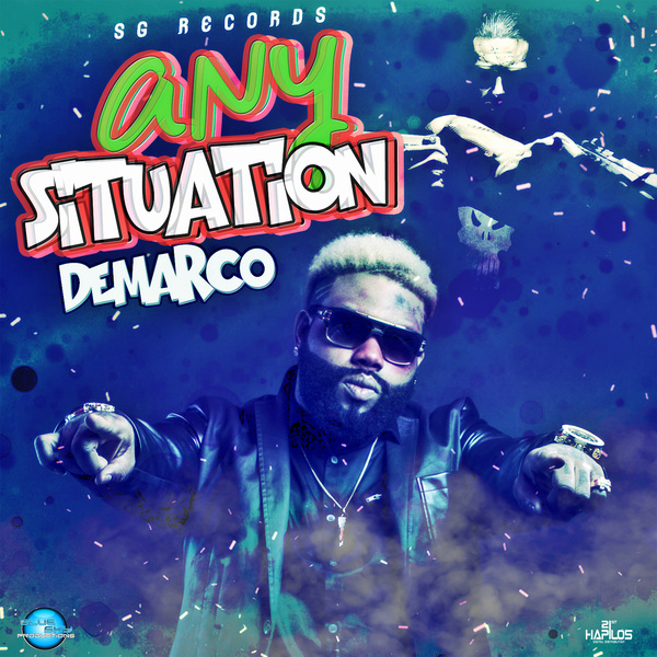Demarco - Any Situation (2017) Single