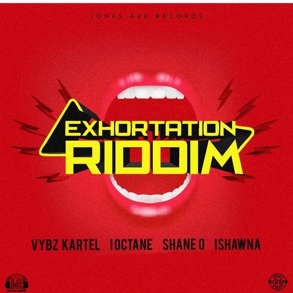 Exhortation Riddim [Jones Ave Records] (2017)