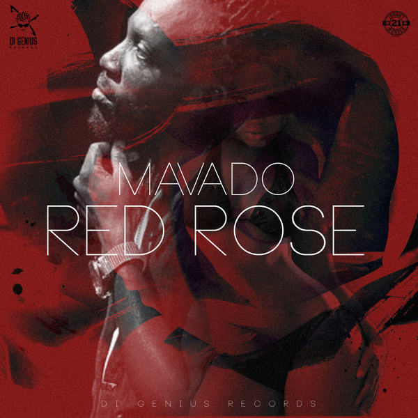 Mavado - Red Rose (2017) Single