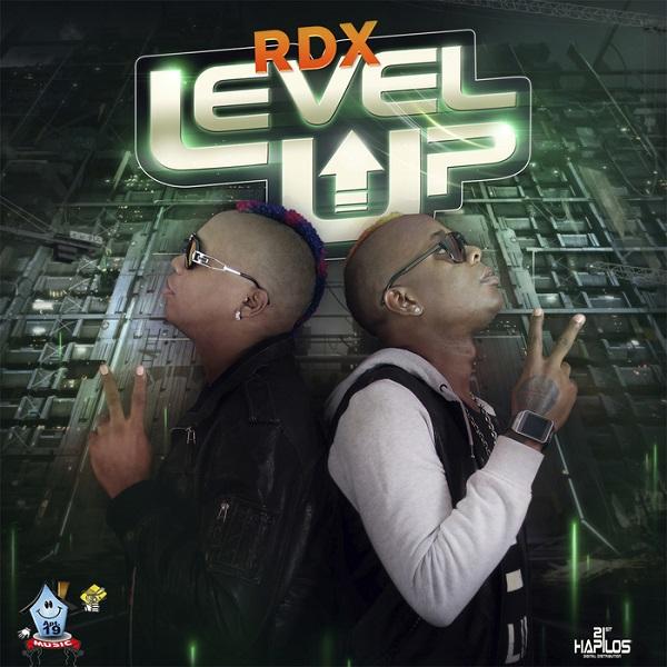 RDX – Level Up (2017) Album