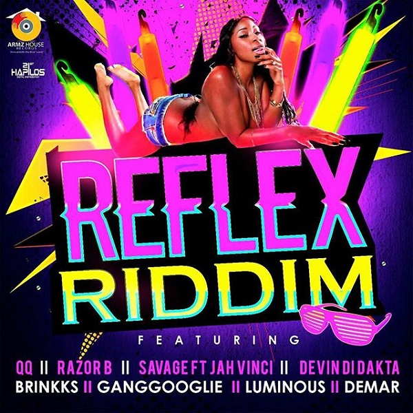 Reflex Riddim [Armz House Records] (2017)