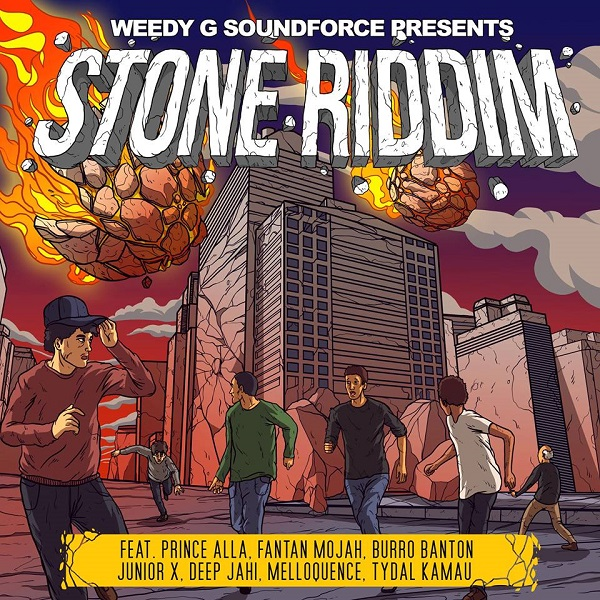 Stone Riddim [Weedy G Soundforce] (2018)