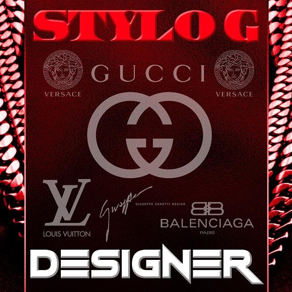 Stylo G - Designer (2017) Single