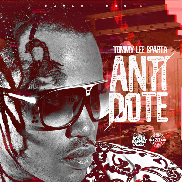 Tommy Lee Sparta - Antidote (2017) Single