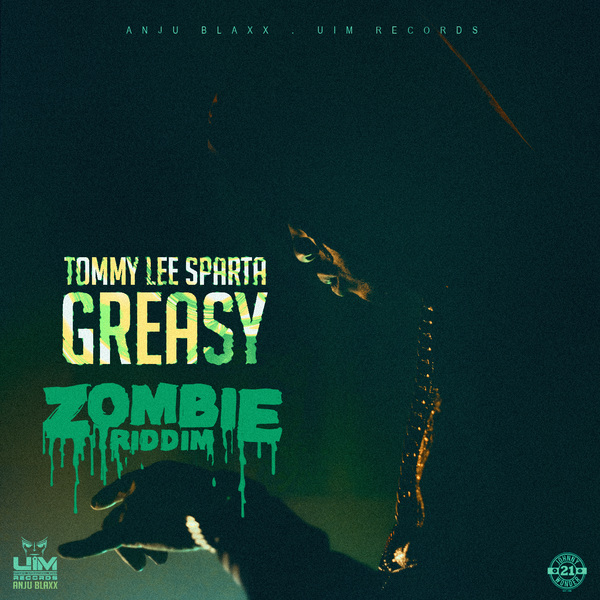 Tommy Lee Sparta - Greasy (2017) Single