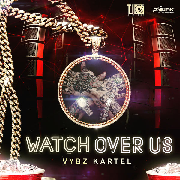 Vybz Kartel – Watch Over Us (2017) Single
