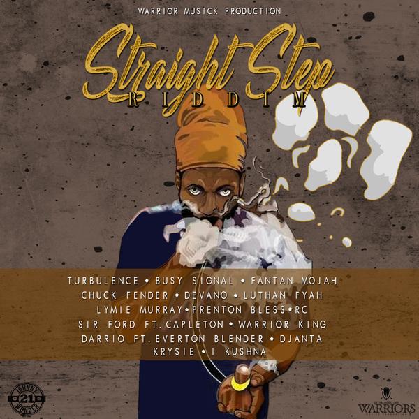 Straight Step Riddim [Warriors Musick Production] (2018)